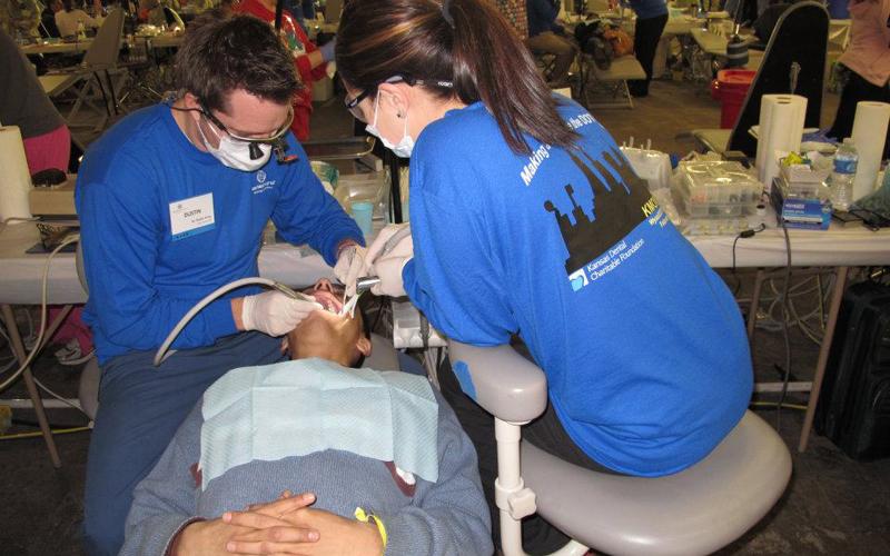 Clay Center Family Dental Care clinic