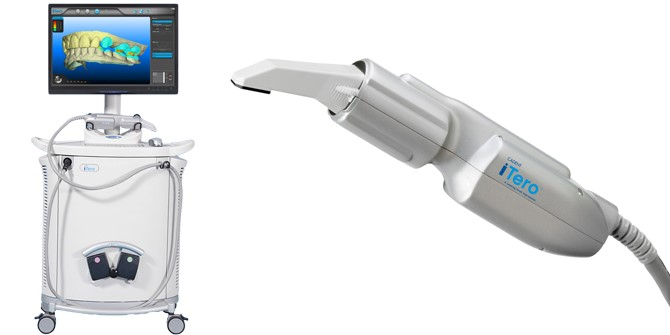 iTero Digital Impression equipment