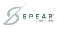 Spear Study Club logo