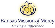 KMOM Kansas Mission of Mercy logo